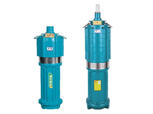 多级潜水电泵