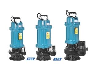 铸铁潜水电泵