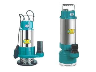潜水电泵(不锈钢机筒)